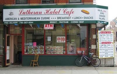 Lutheran Halal