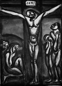 Rouault-love-one-another