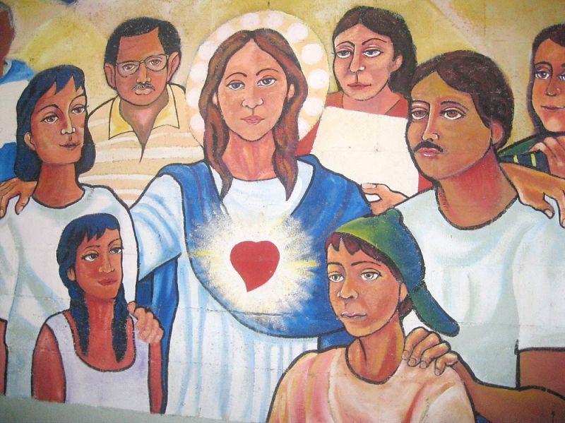 Jesusmuralsan-salvador