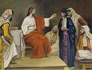 548255_Jesus-in-the-Synagogue Robert Leinweber