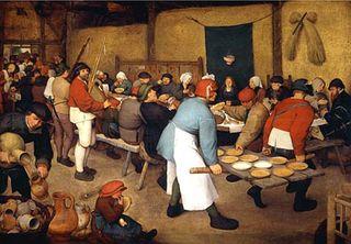 Pieter-Bruegel_peasantWedding