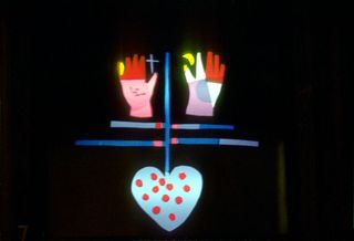 65-05-15-26_Vatican_Pavilion_stained_glass_The_Two_Debtors