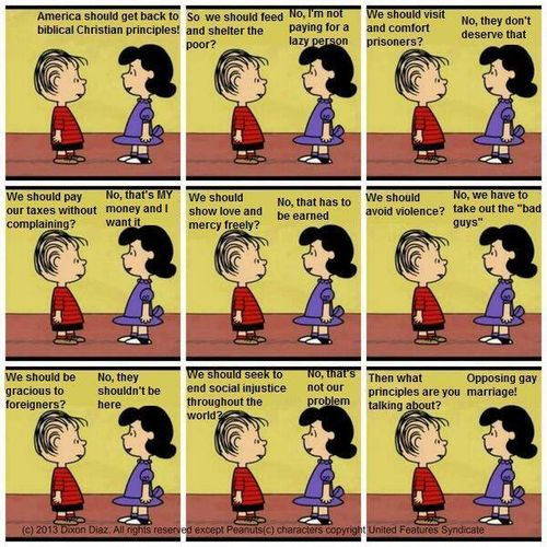 Peanuts-and-Biblical-Principles