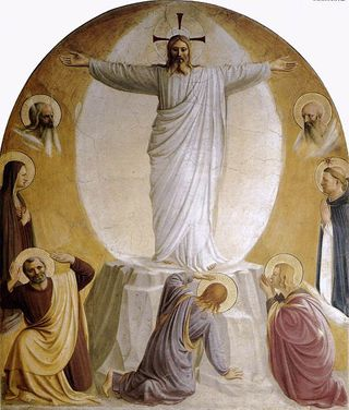 511px-Transfiguration_by_fra_Angelico_(San_Marco_Cell_6)