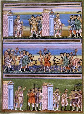11th century byzantine