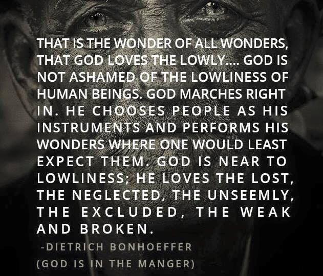 Bonhoeffer quote