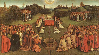 Lamb-of-god-by-van-eyck