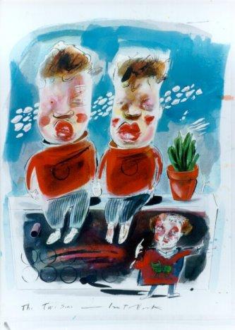 Two sons ian pollock
