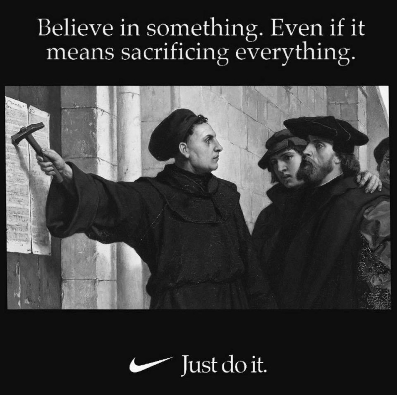 Luther nike