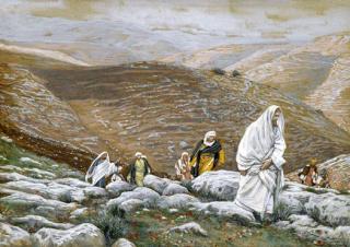 Jesusgoesuptojerusalem